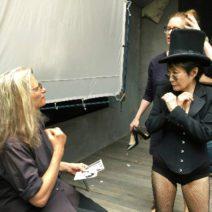 Vecchiaia interessante - Leibovitz Yoko Ono