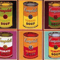 Colori che vendono - home - Warhol