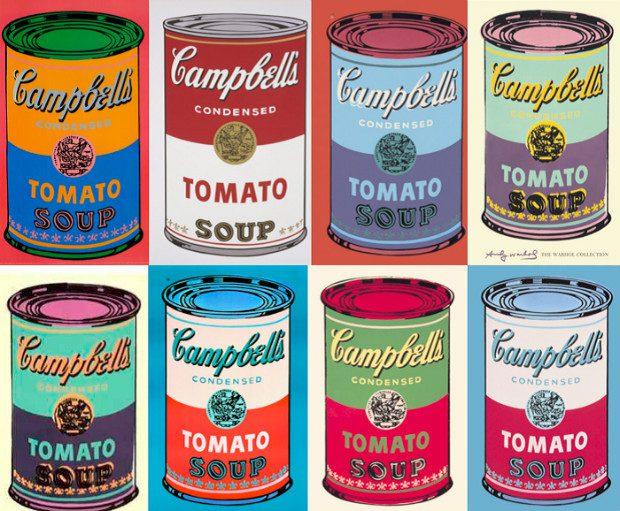 colori che vendono - Warhol - 2