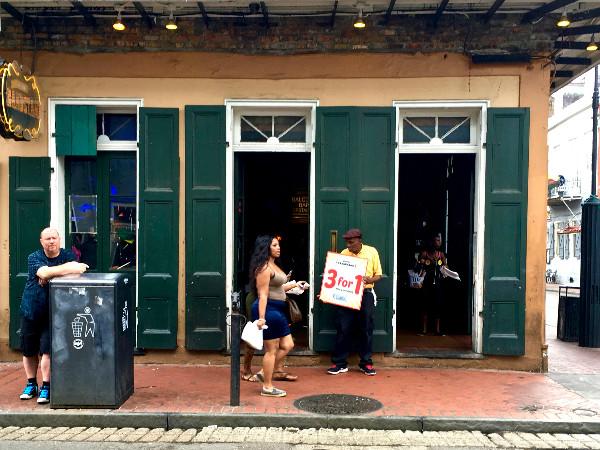 New Orleans 10 Nuovo e Utile