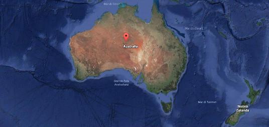 Aborigeni australiani: il mezzo del nulla è (forse) il centro del mondo
