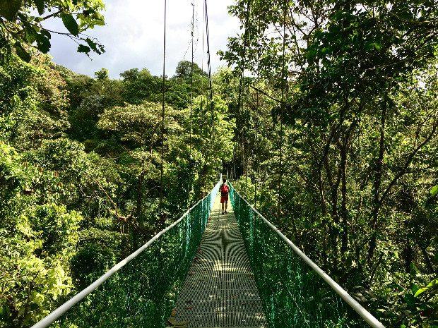 Costa Rica - Trekking Vulcano Arenal