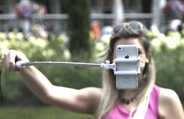 Turismo, selfie del mondo 2