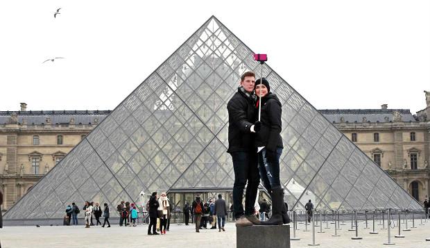 Turismo, selfie del mondo 4