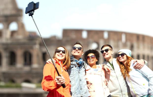 turismo, selfie del mondo 3