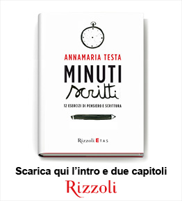 Scarica l'introduzione e due capitoli del libro Minuti scritti di Annamaria Testa