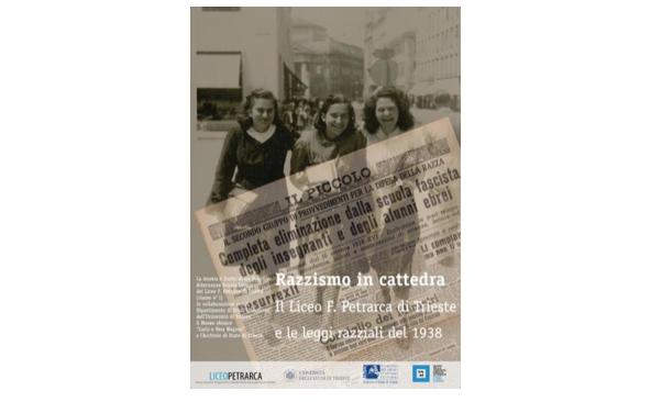Trieste manifesto leggi razziali errore
