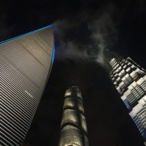 Shanghai - grattacieli a pudong