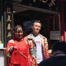 Pechino - una coppia alla moda