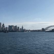 Sydney dal mare