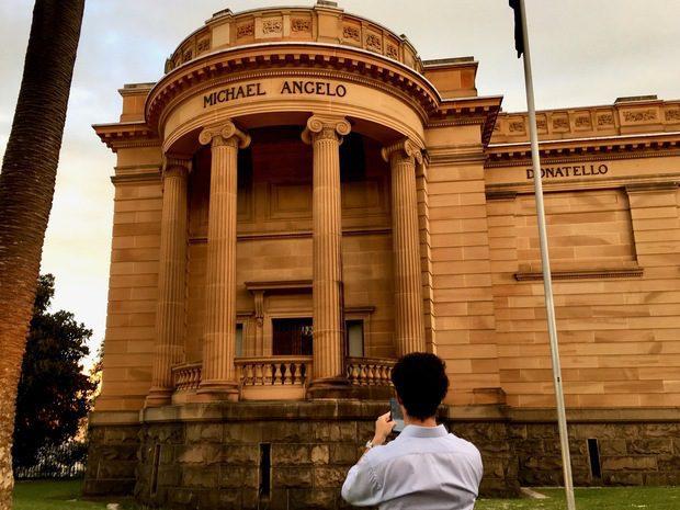 La Sydney Art Gallery