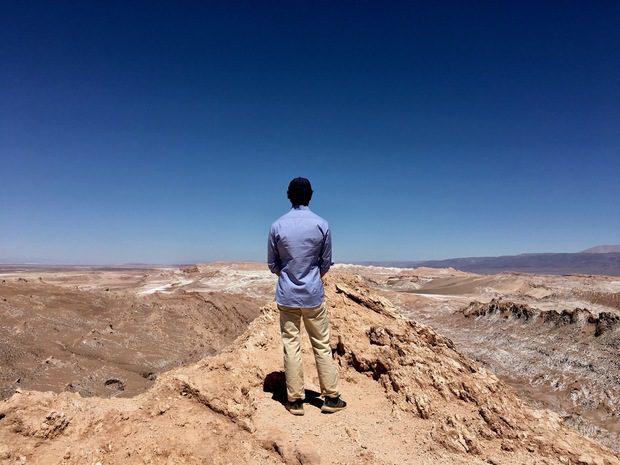 Valle della Luna, Cile